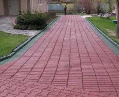 Изготовления резиновой плитки